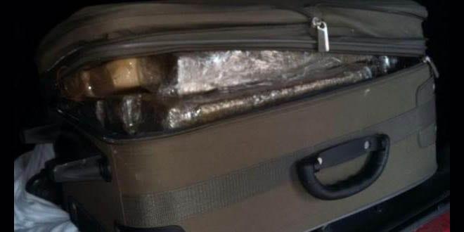 Homem é preso com mais de 41 kg de maconha em Santa Maria