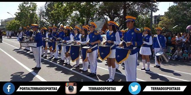 Santiago rs desfile 7 de setembro