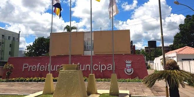Prefeitura de Santiago concurso