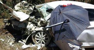 Casal e nora morrem em acidente na BR-386 em Soledade