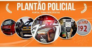 Plantão policial Santiago RS