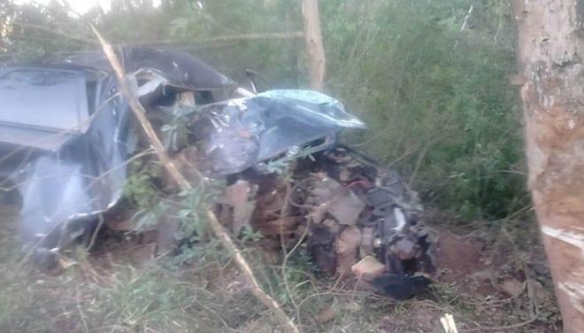 Mulher assisense morre em acidente na RS377