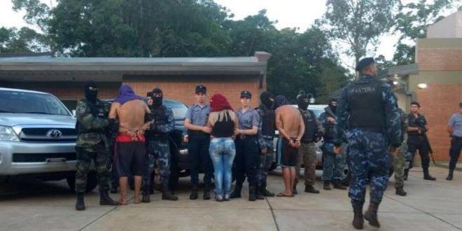 Gaúchos são presos na Argentina suspeitos de assalto a bancos