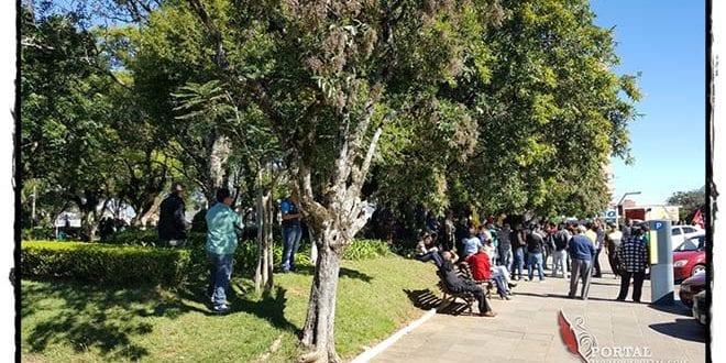 Ocorrências Policiais na Praça Moisés Viana