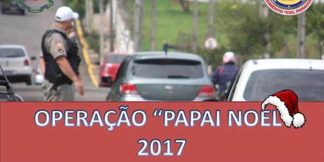 Operação Papai Noel Santiago
