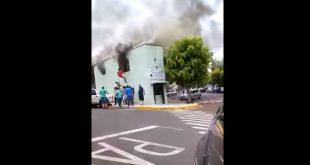Pedreiro salva criança de incêndio em Santa Rosa