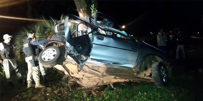 Duas jovens morrem em acidente na BR-386 em Sarandi