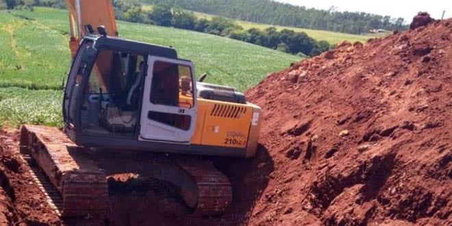 Três operários morrem soterrados em Tupanciretã