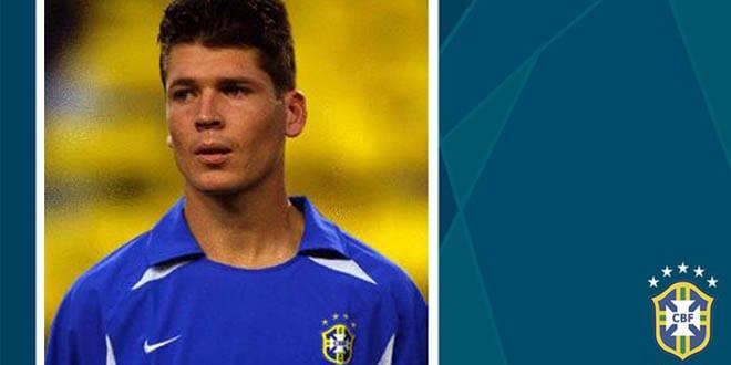 Anderson Polga, Santiaguense Pentacampeão com a Seleção Brasileira completa 39 anos