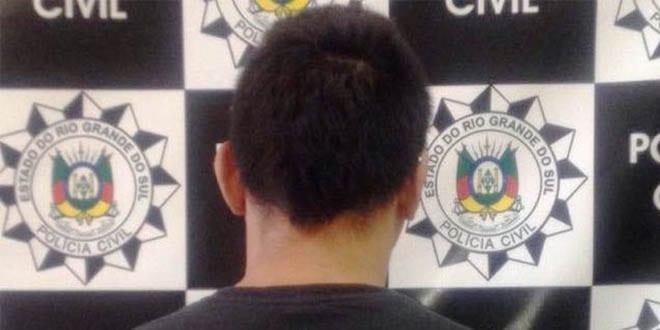 Pai é preso por torturar criança de dois anos