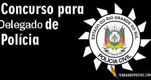 Concurso para Delegado de Policia