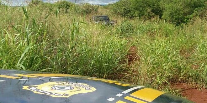 Veículo furtado é recuperado em São Borja